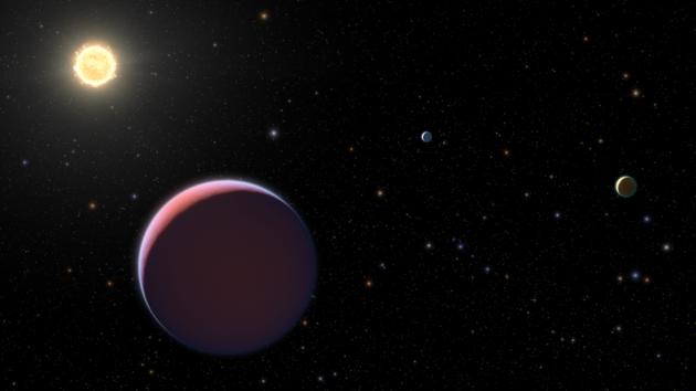НАСА обнаружило экзопланеты с экстремальной низкой плотностью