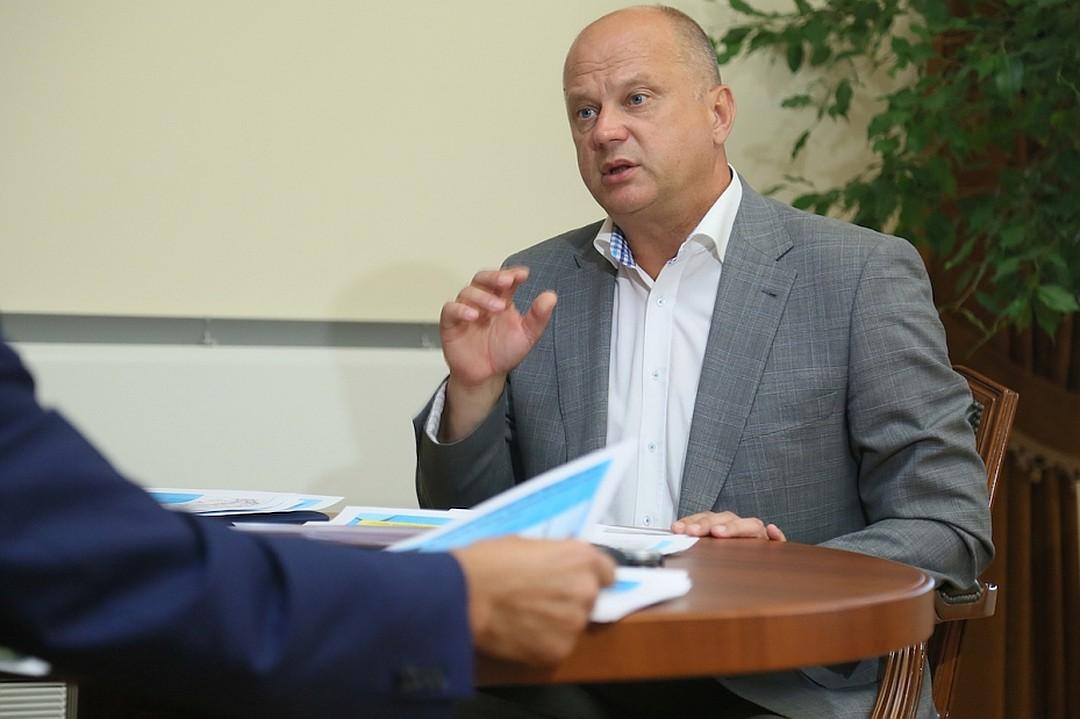 В отношении бывшего Главы Администрации Астрахани Олега Полумордвинова возбуждено уголовное дело.