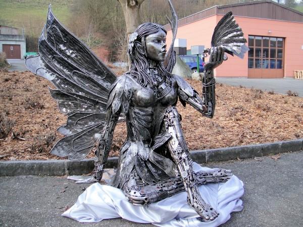 Невероятные скульптуры Тома Самуи (Tom Samui)