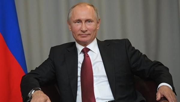 «Прямая линия» с Путиным мен…