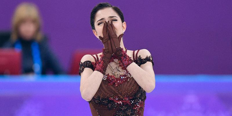Евгения Медведева: «После Олимпиады долго восстанавливалась»