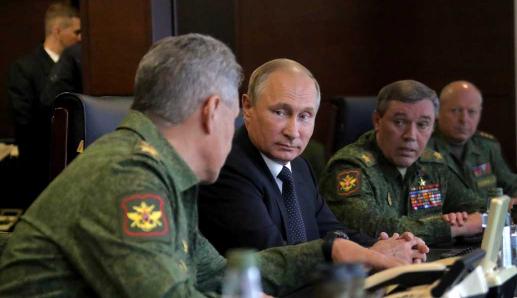 Пол Крейг Робертс: человечность и самообладание Путина спасли мир от войны