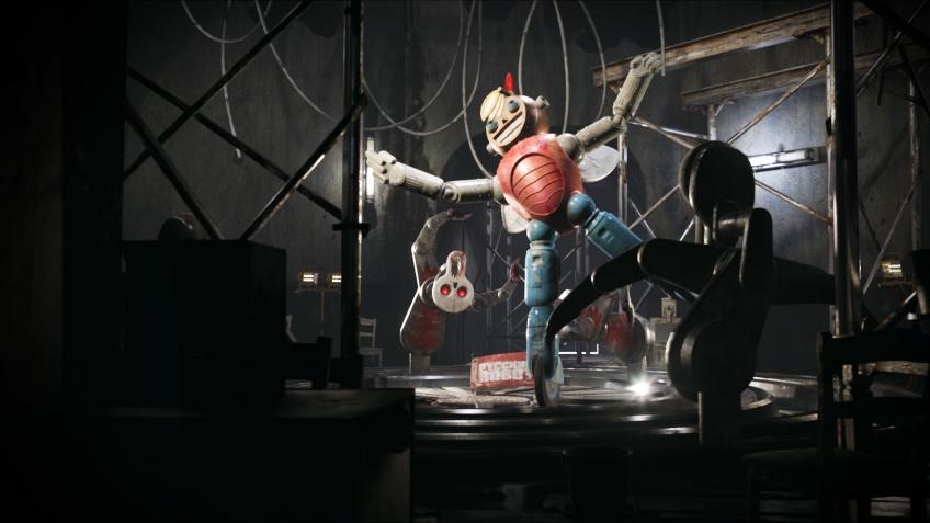 BioShock по-советски: московская студия Mundfish выпустила трейлер Atomic Heart