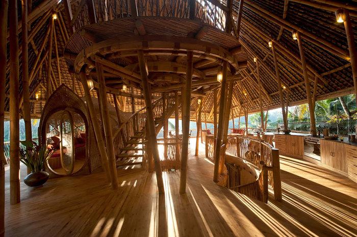 Трехкомнатный дом. /Фото:ideas.ted.com
