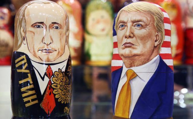 Трамп на уступки Путину в Хе…