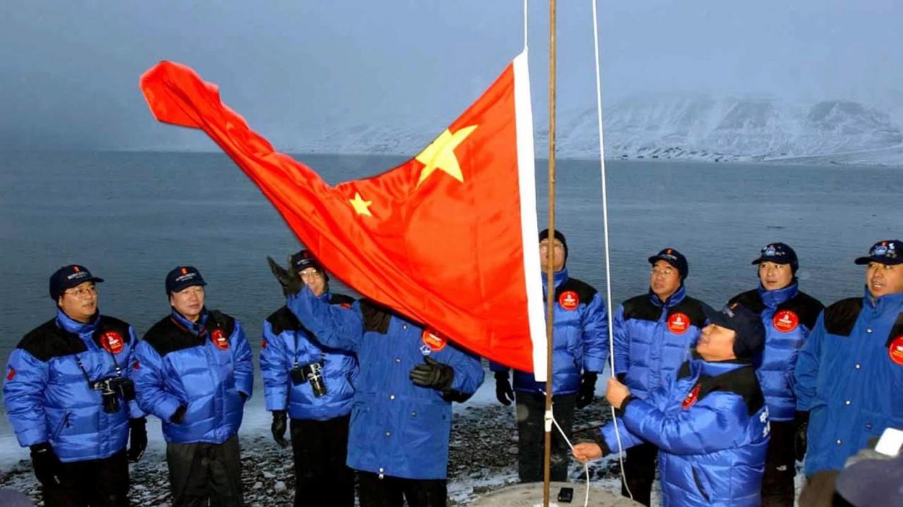 Зачем Китаю Арктика?