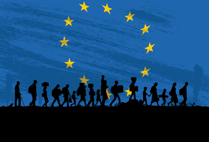 Держись, Евросоюз: миллионы мигрантов готовятся к вторжению