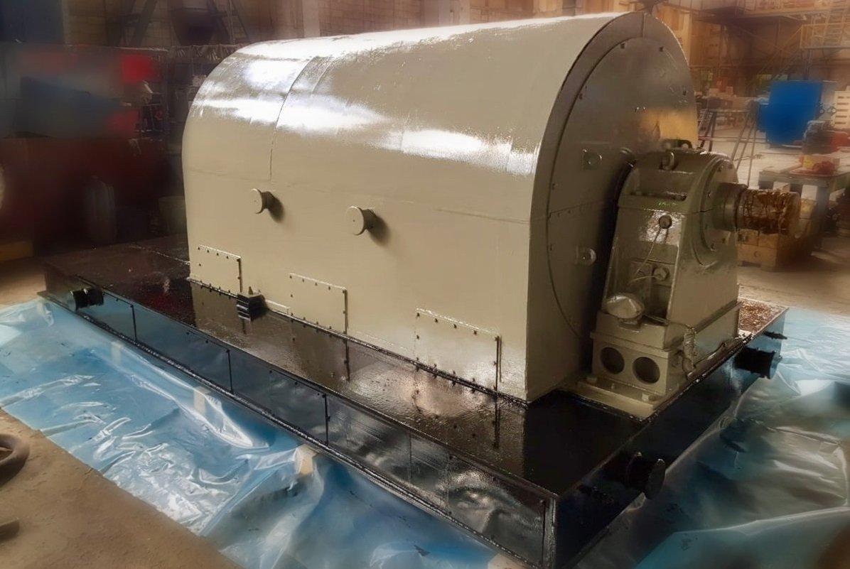 Рекордное достижение: Сафоновский завод построил мощнейший турбодвигатель