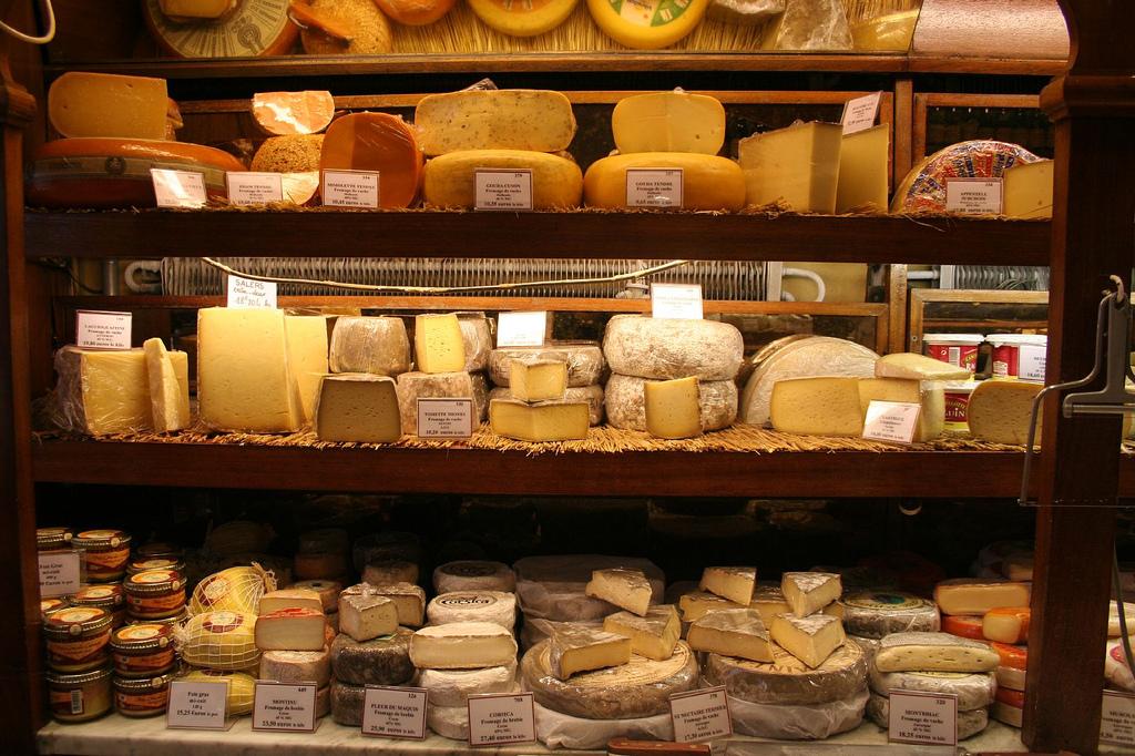 У некоторых народов Кавказа сыр
