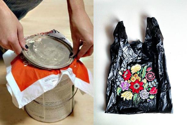 7 отличных идей по использованию старых пакетов