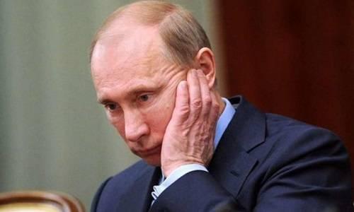 Путин сдал назад, политическ…