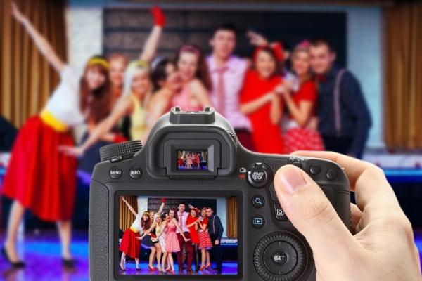 Стоит ли нанимать фотографа на праздник