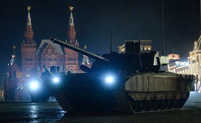 """""""Надо ли НАТО беспокоиться из-за российского танка «Армата»?"""", BBC, Великобритания"""