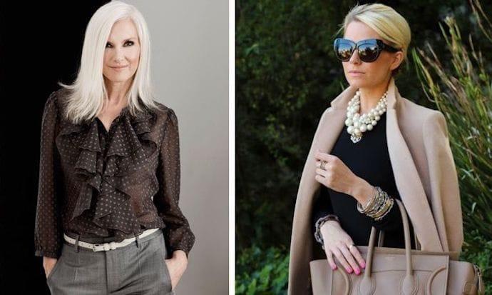 Выбираем платья для женщин после 40 лет — калейдоскоп модных тенденций