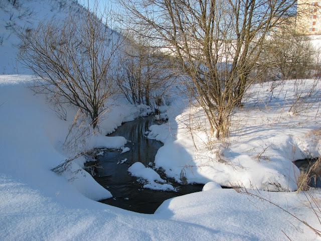 Фото прошлых лет. Зима