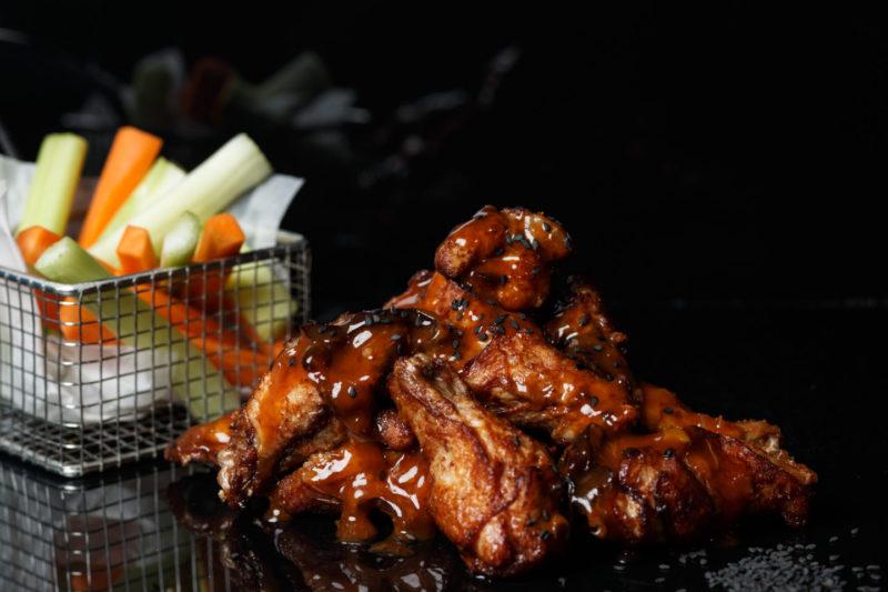 Изображение рецепта Куриные крылья в соусе-глазури