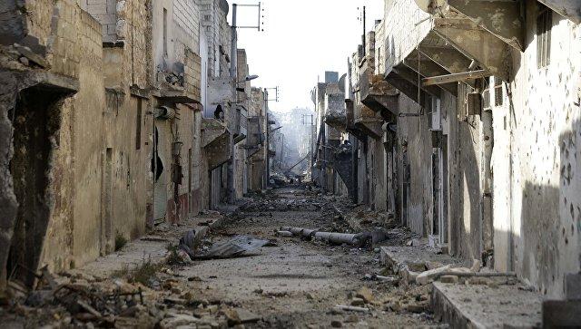 Новости Сирии. Сегодня 26 апреля 2017