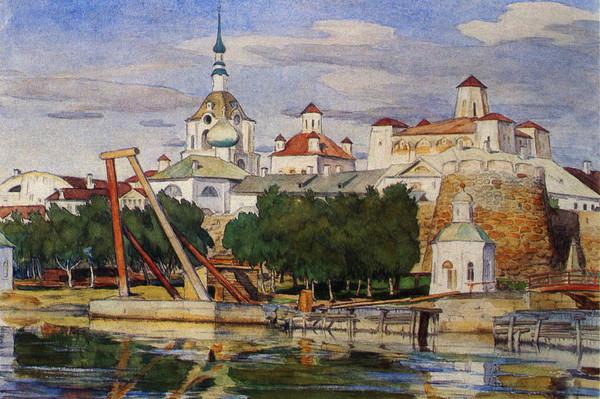Живописец Осип Браз