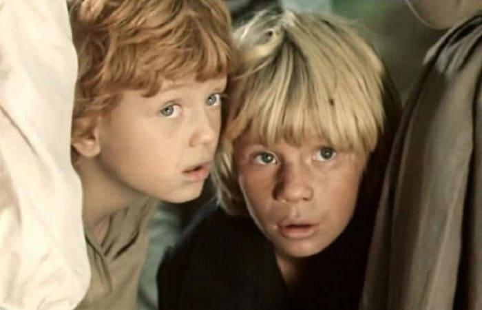 Актеры фильма «Приключения Тома Сойера и Гекльберри Финна» тогда и сейчас