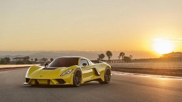 Hennessey представили самый быстрый гиперкар в мире Venom F5 за 1.600.000$