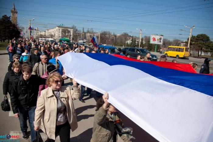 Киев не справился с русским …