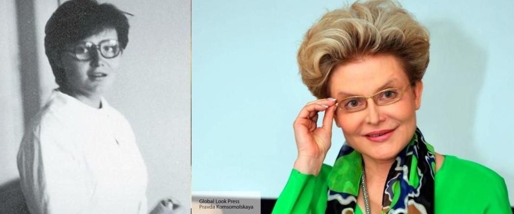Елена Малышева (56 лет) люди, телеведущие, телевизор, тогда и сейчас