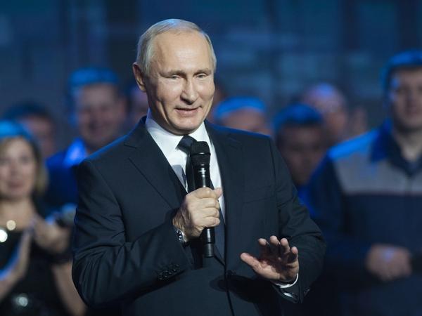 Ольга Туханина. И не сказал ни единого слова… Беспечность Путина на новом старте