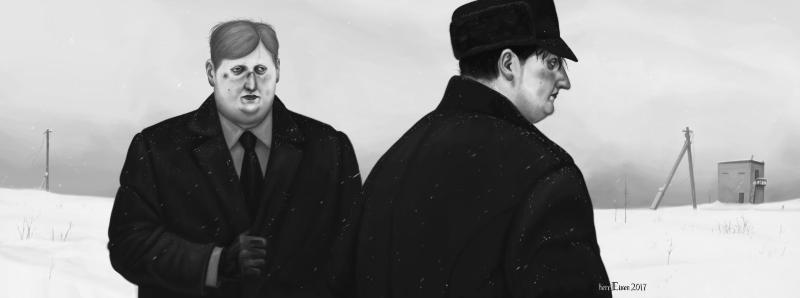 Художница из глубинки изображает Россию так, как не делал никто до нее