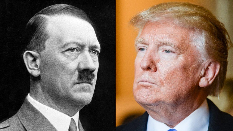 Что общего у Гитлера и Трампа. Колонка Николая Старикова