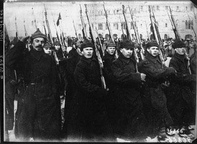 Рабоче-крестьянская Красная армия 1918-1946