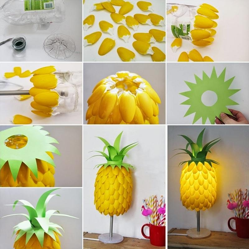 ночник ананас