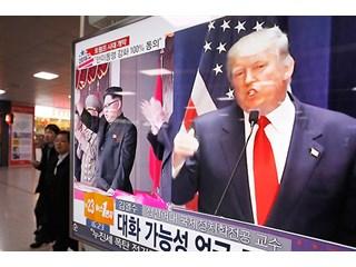 США накануне Гражданской войны: Для чего Трампу нужна война с КНДР