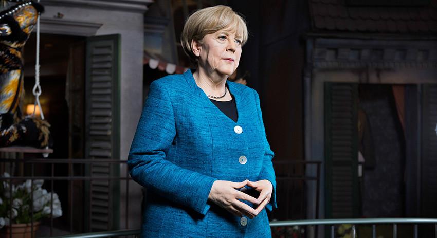 Меркель поделилась ожиданиям…