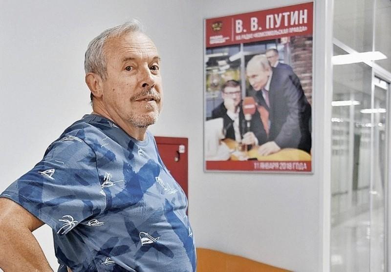 Русофоб Андрей Макаревич сно…