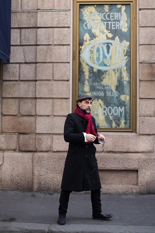 On the Street…Cova, Milan