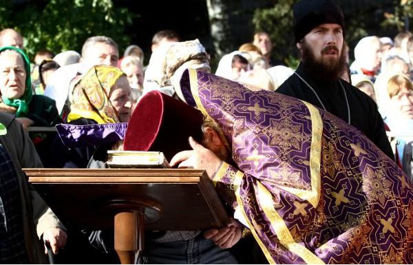 История одной провокации СБУ против священников РПЦ МП на Украине. Задумано уничтожение РПЦ МП.