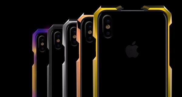 Advent Aurora – самый дорогой в мире чехол для iPhone X