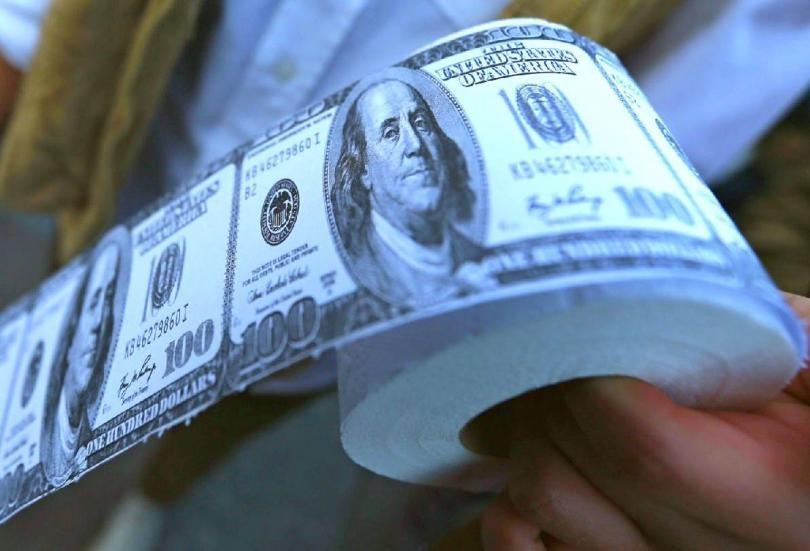 Превратить доллар в бумажку:…