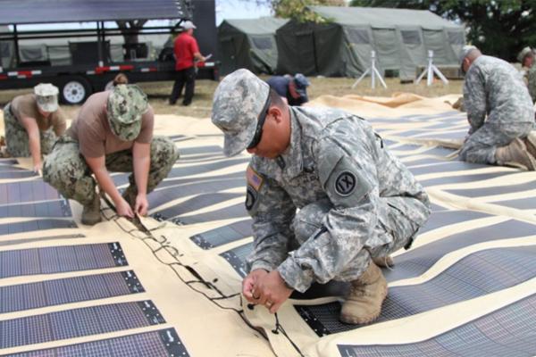 Армия США активно переходит …