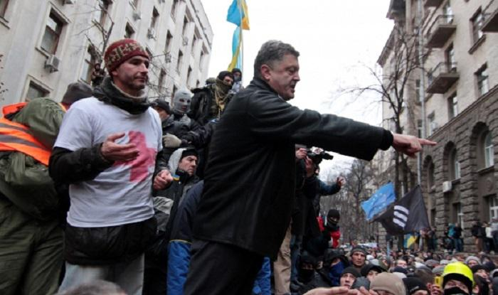 Киев открыл охоту на инакомыслящих украинских граждан