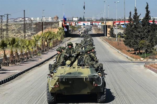 МО РФ сообщило сколько военнослужащих ВС РФ приобрели боевой опыт в Сирии