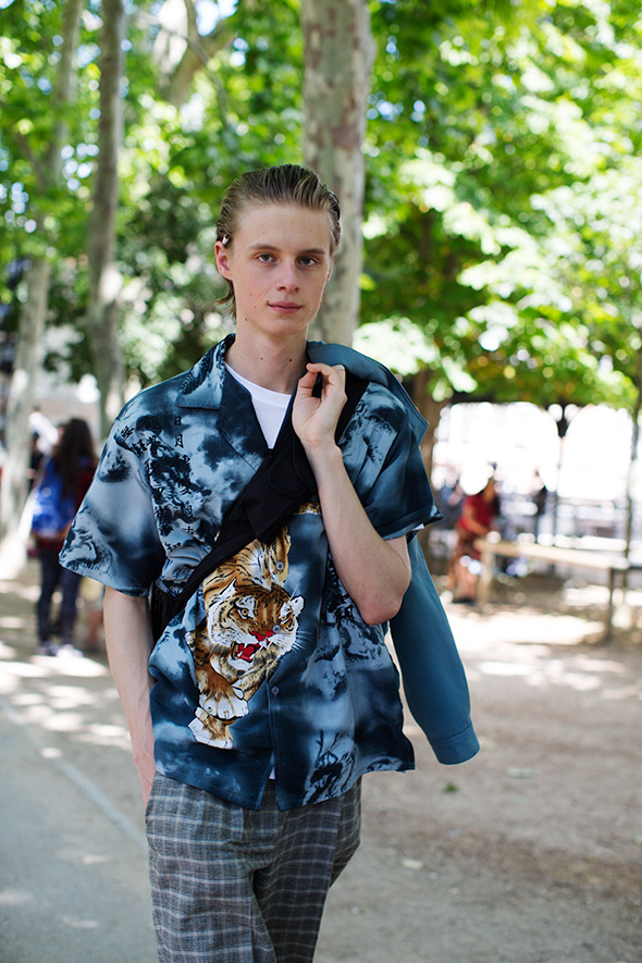 On the Street…Paris
