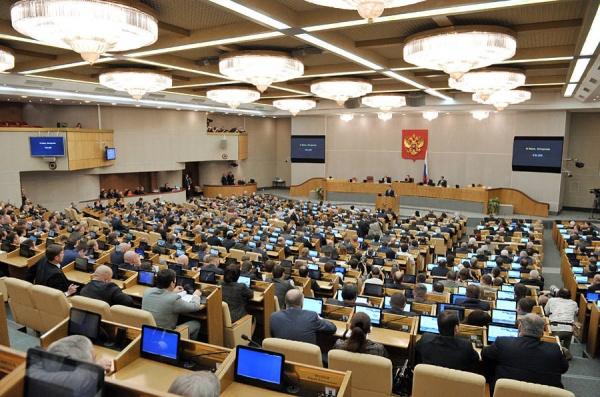 Госдума приняла вовтором чтении законопроект оповышении НДС