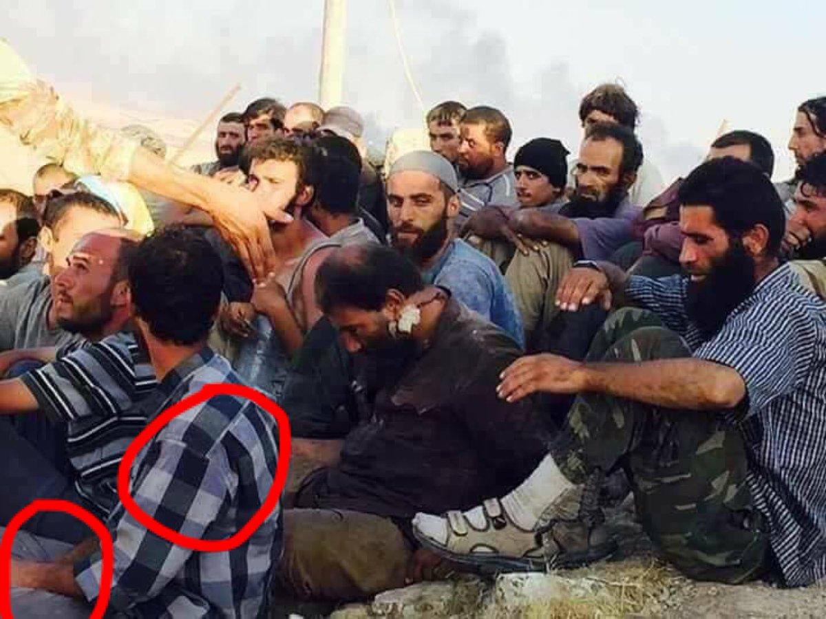 Вот и пришло время террористам ИГИЛ держать ответ за зверства в Сирии.
