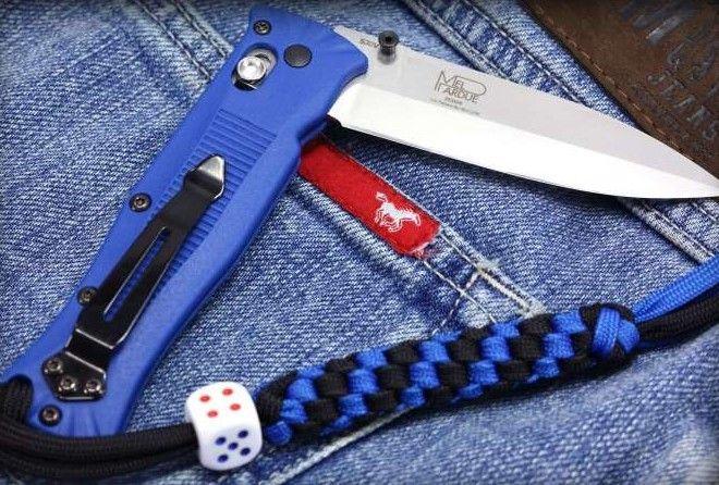 Зачем к ножам привязывают загадочные шнурки