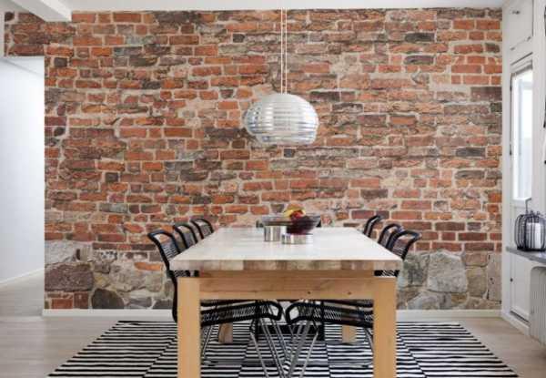 Обои на кухню – 60 современных фото идей для идеального дизайна