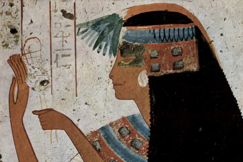 Как выглядела жизнь египетского фараона и членов его семьи