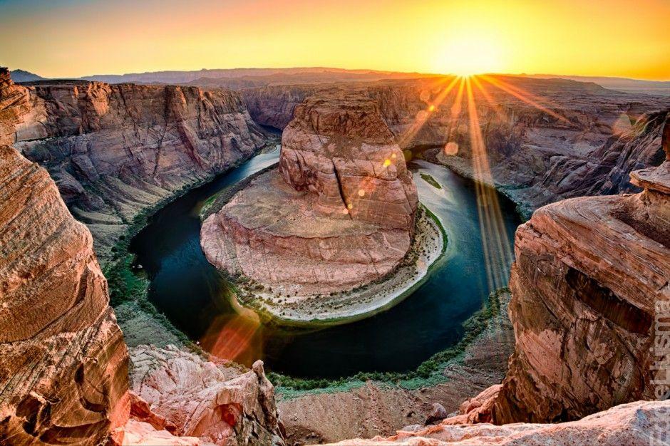 1155 20 самых красивых каньонов мира