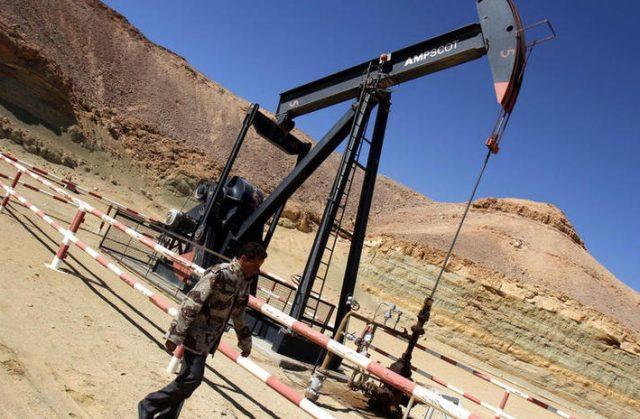 Нефтедобывающая индустрия Ли…
