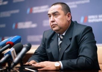 Плотницкий пытается вернуть ЛНР в Украин